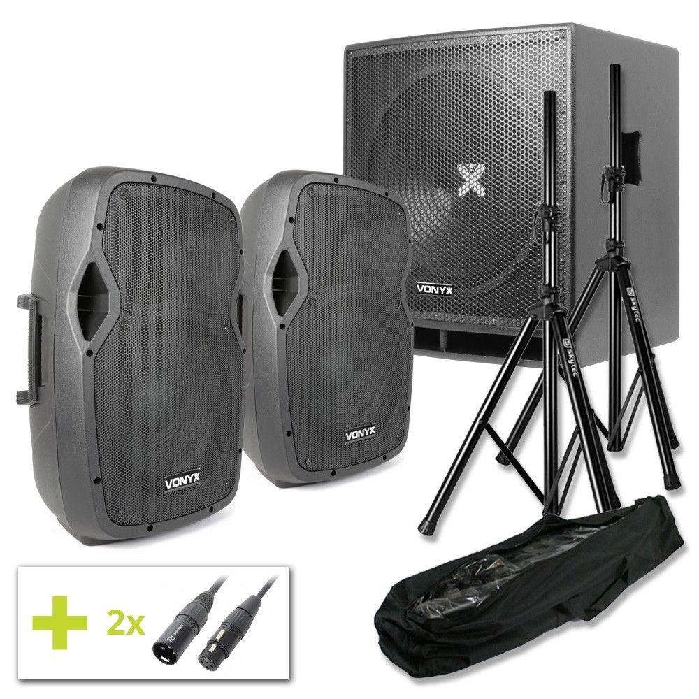 2.1 of 5.1 speakers, wat betekent dit eigenlijk?