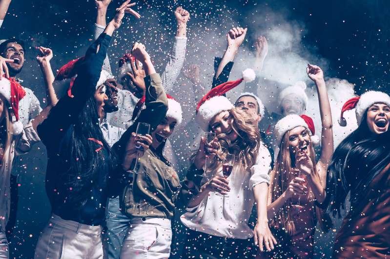 Word de BAAS van de kerstborrel!
