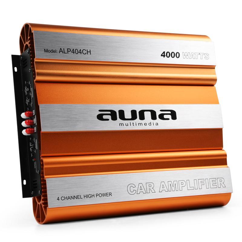 auna 6kanaals 5000 watt auto versterker auna aanbieding. Black Bedroom Furniture Sets. Home Design Ideas