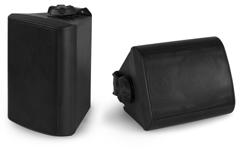 Afbeelding van 2e keus - Power Dynamics BGO40 Zwarte speakerset voor binnen en buiten...
