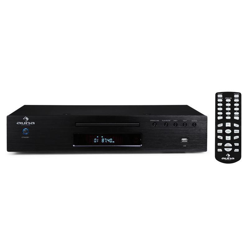 Afbeelding van Auna MP3-CD-speler met radio en USB-MP3...