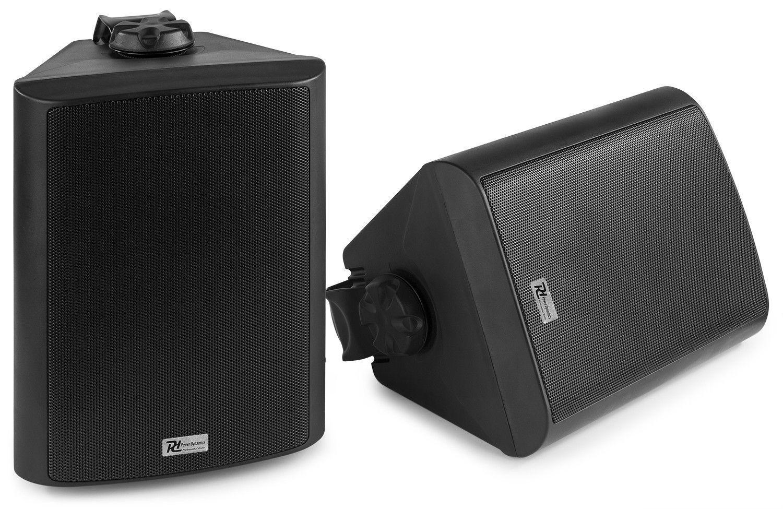 Afbeelding van 2e keus - Power Dynamics BGB50 zwarte Bluetooth speakerset voor binnen...
