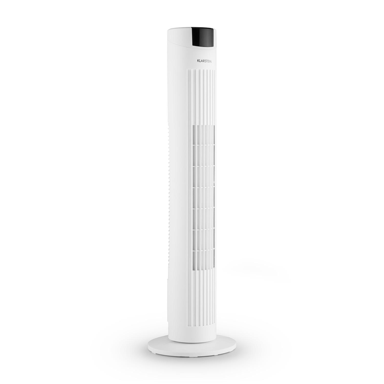 Afbeelding van 2e keus - Klarstein Ventilator wit Skyscraper G2...