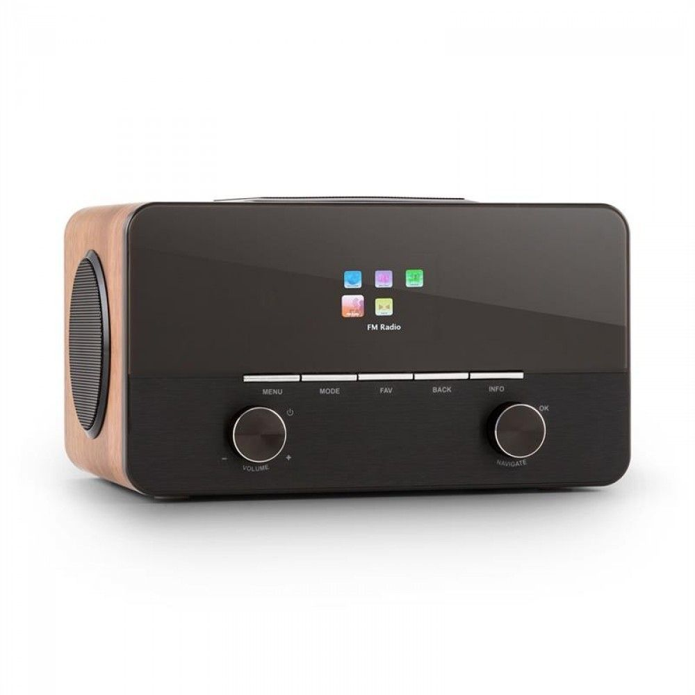 Afbeelding van Auna DAB radio & internetradio met Spotify - Connect 150 WN...