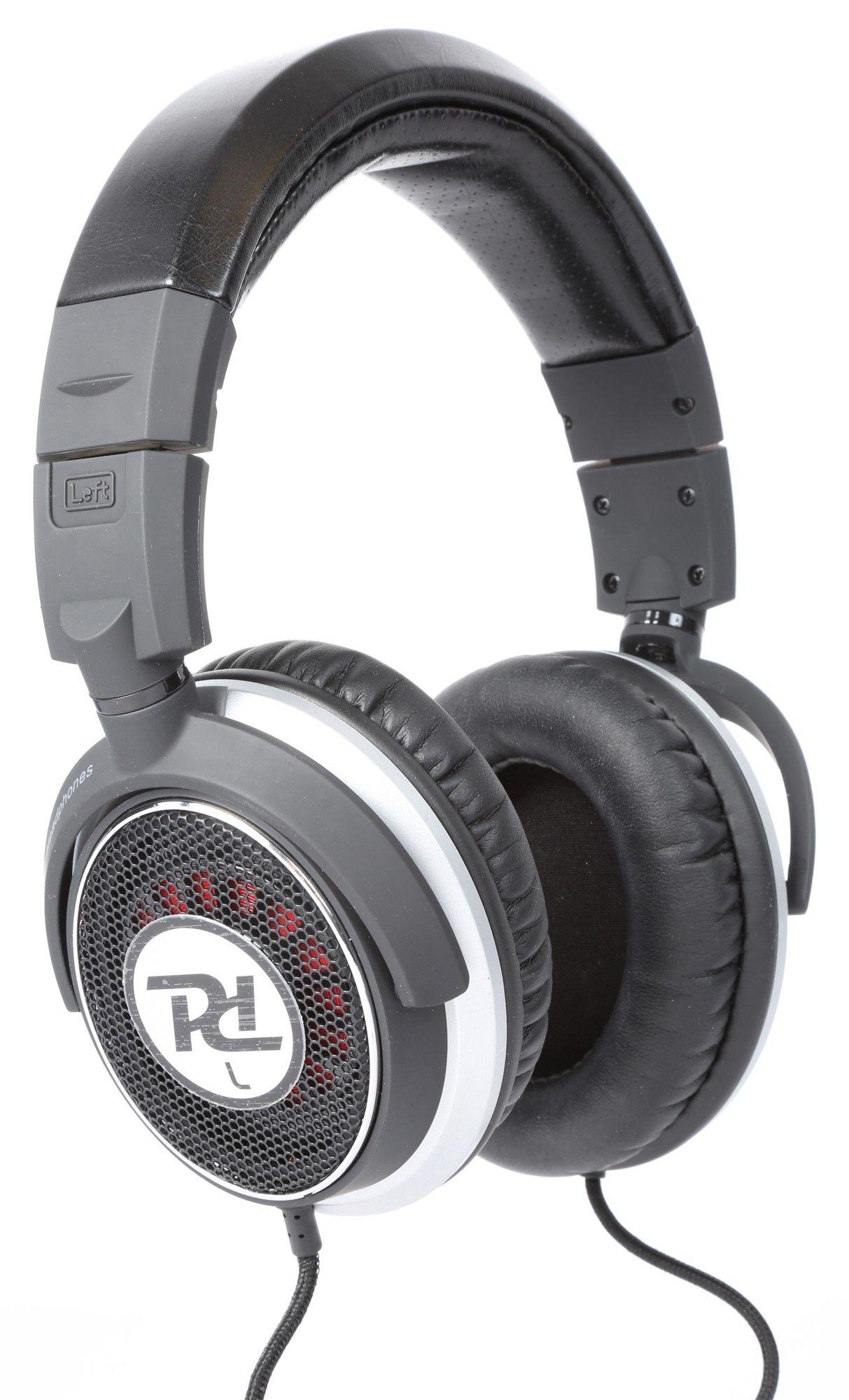 Afbeelding van Power Dynamics PH550 Open Air koptelefoon met draaibare oorschelpen...