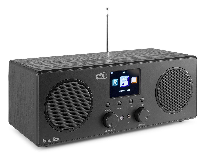2e keus - Audizio Bari DAB radio met Bluetooth en wifi internet radio