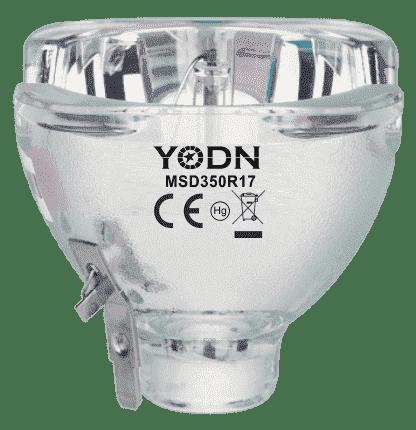 Afbeelding van BeamZ Professional Lamp MSD350 17R...
