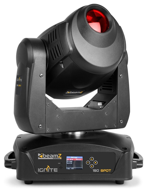 Afbeelding van 2e keus - BeamZ IGNITE150 Moving Head met 150W LED, gobo\'s en prisma...