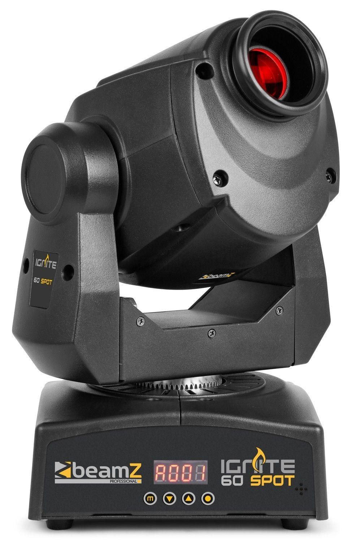 Afbeelding van 2e keus - BeamZ IGNITE60 Moving Head met 60W LED, gobo\'s en prisma...