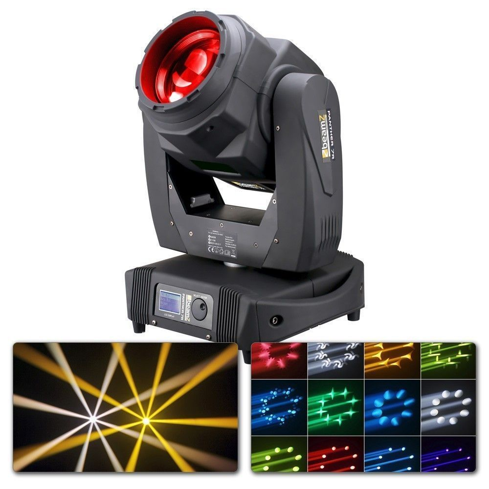 B-Stock - BeamZ Panther 7R Movinghead 230W DMX