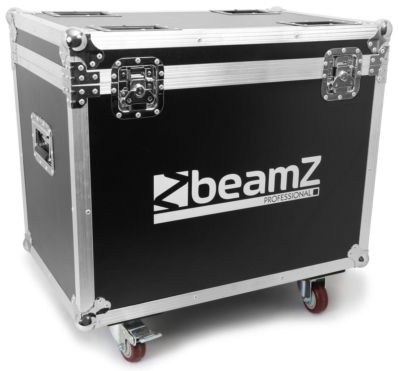 Afbeelding van BeamZ Flightcase voor 2 stuks Panther 7R movingheads DOWN...