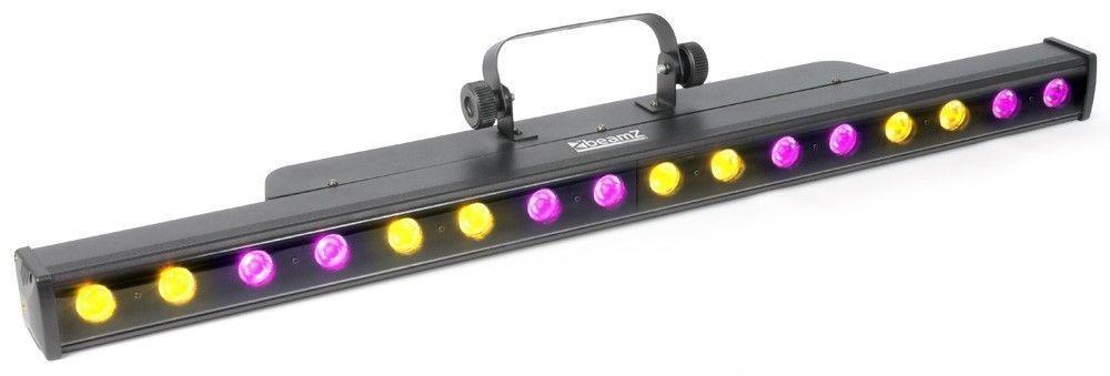 BeamZ LCB-48 Kleurenunit 16x 3W Tri-color LEDs DMX