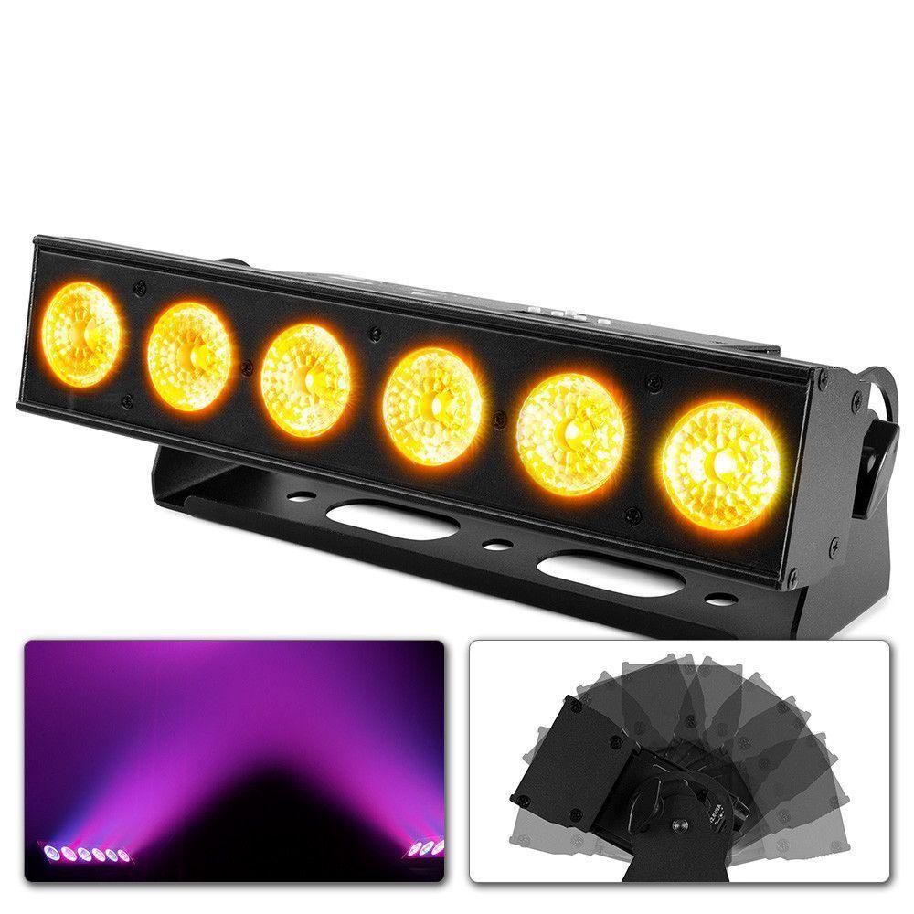 Afbeelding van 2e keus - BeamZ BBB612 accu LED BAR voor belichting van muren, plafond...