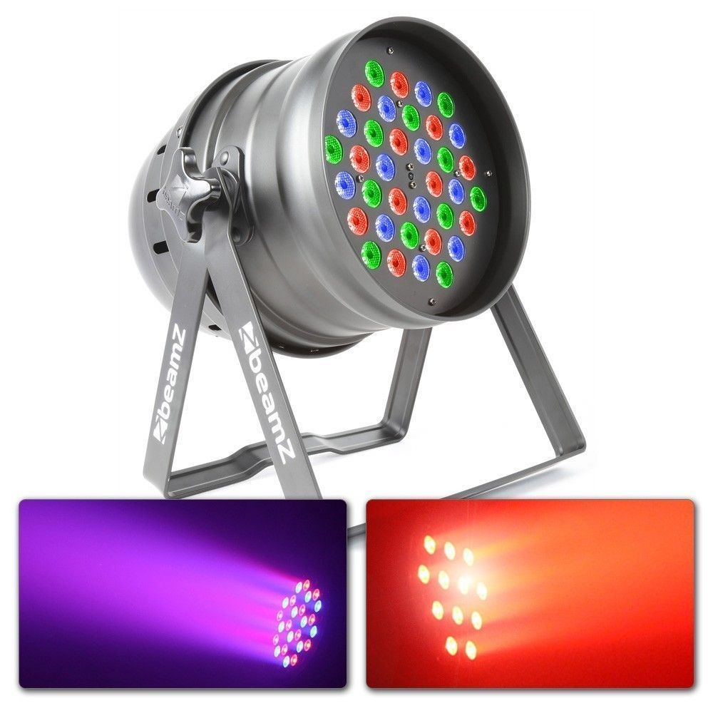 BeamZ LED PAR64 36 x 1W LED's (RGB) DMX
