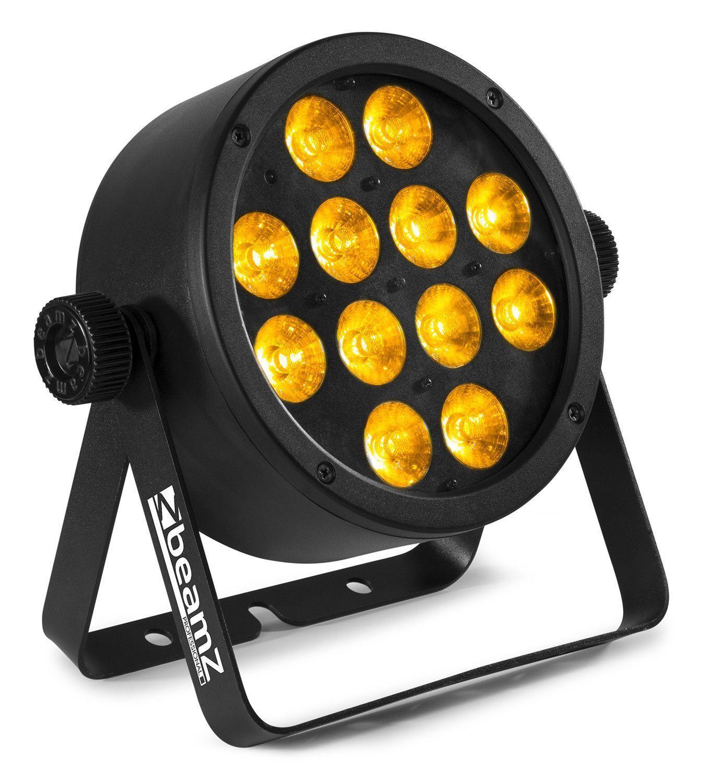 Afbeelding van 2e keus - BeamZ BAC306 Aluminium LED Par met 12x 12W 6-in-1 LEDs...
