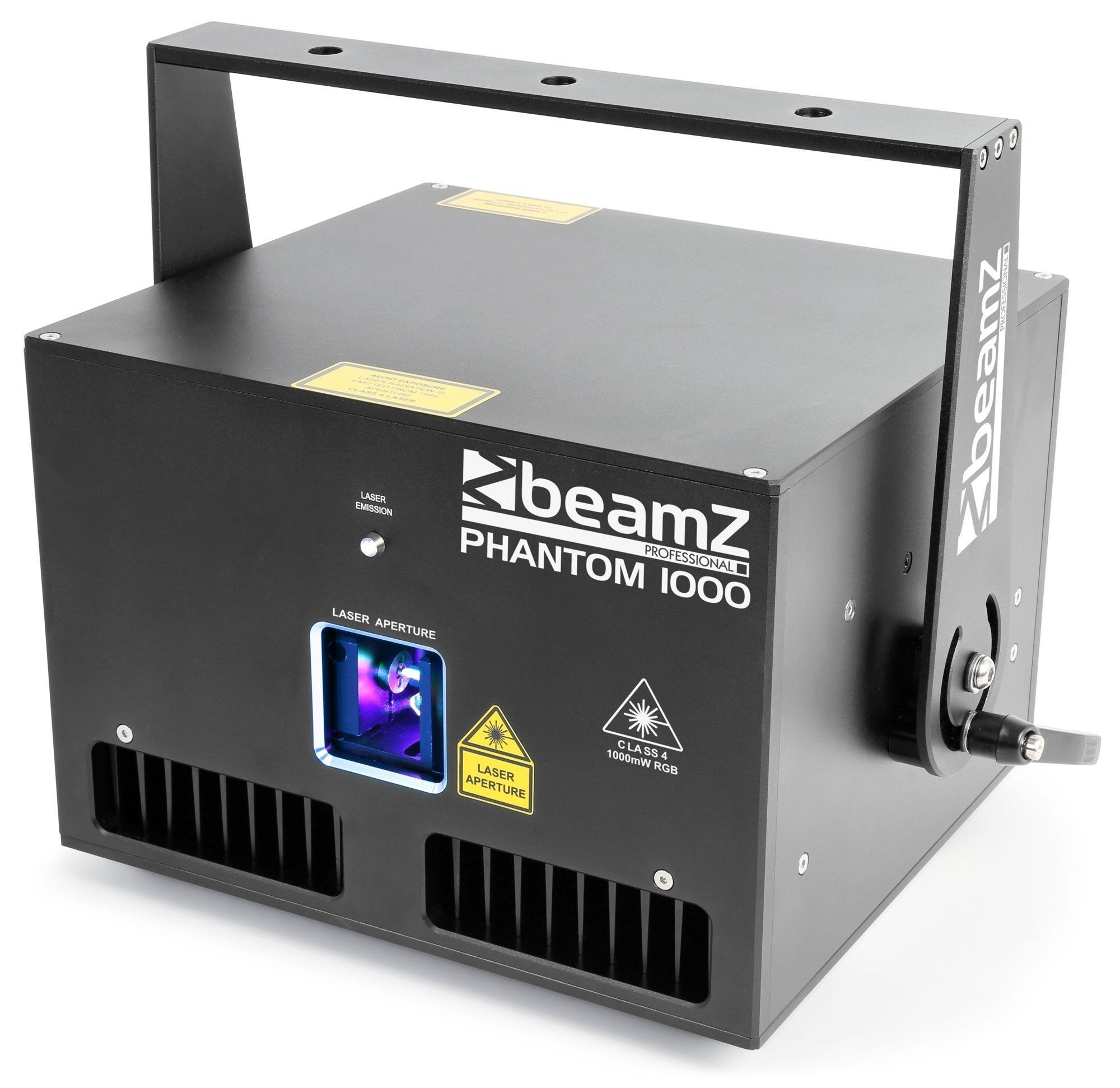 BeamZ Phantom 1000 Pure Diode analoge RGB Laser