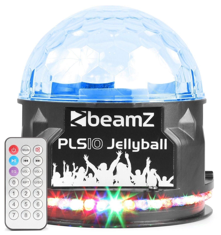 Dagaanbieding: BeamZ PLS10 Jellyball lichteffect en Bluetooth speaker op accu
