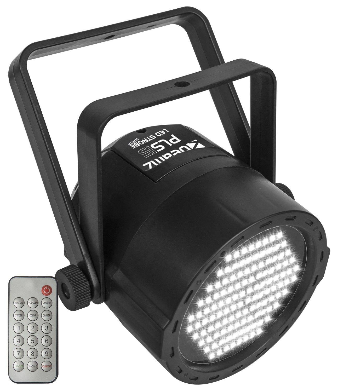 BeamZ PLS15 LED Stroboscoop op accu