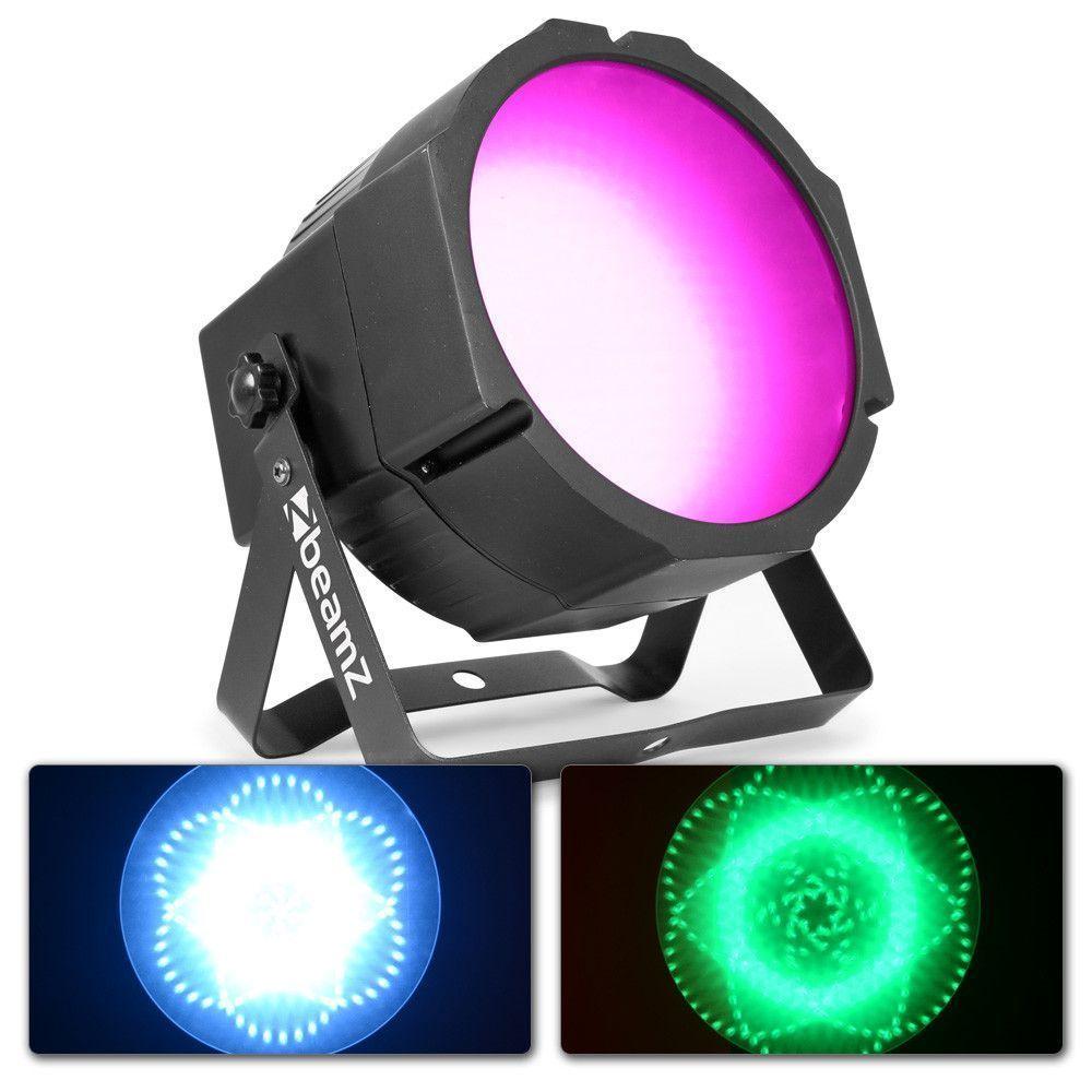 Afbeelding van 2e keus - BeamZ BS271F Flatpar met 271 3-in-1 SMD LED\'s en frost lens...