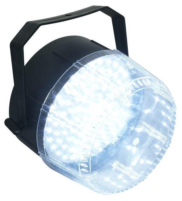 Beamz LED Stroboscoop met 100 witte LEDs