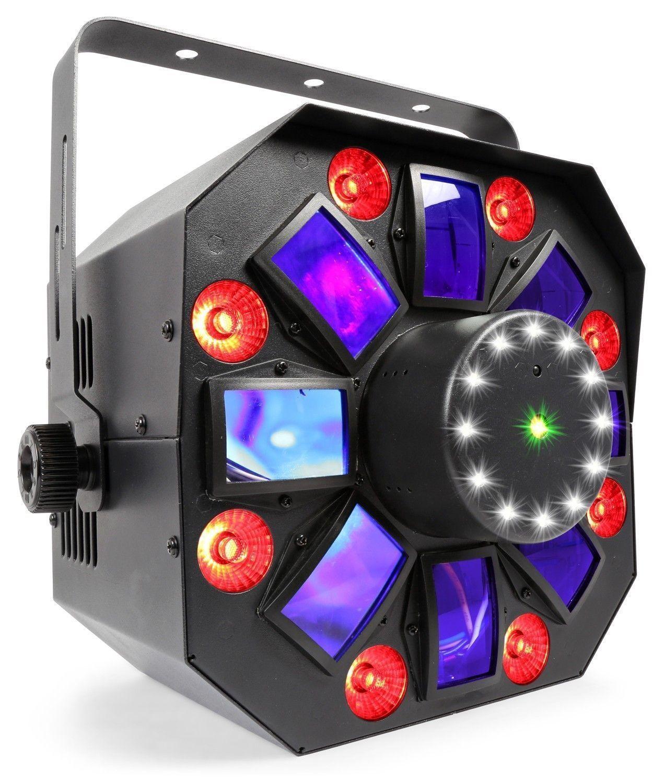 BeamZ Multi Acis IV 4-in-1 LED lichteffect met laser en strobo