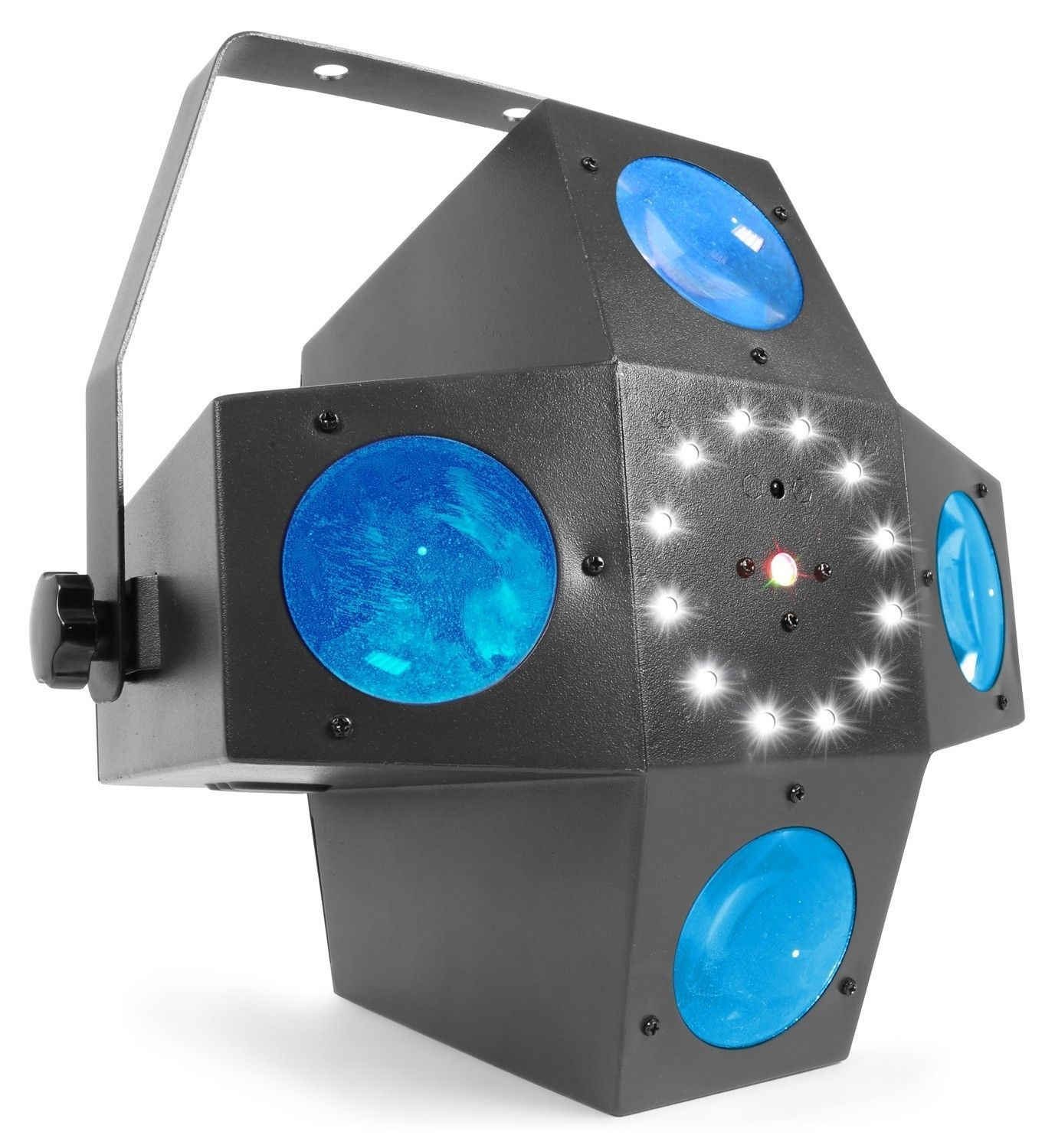 BeamZ LED Multitrix met laser en stroboscoop 3-in-1 effect