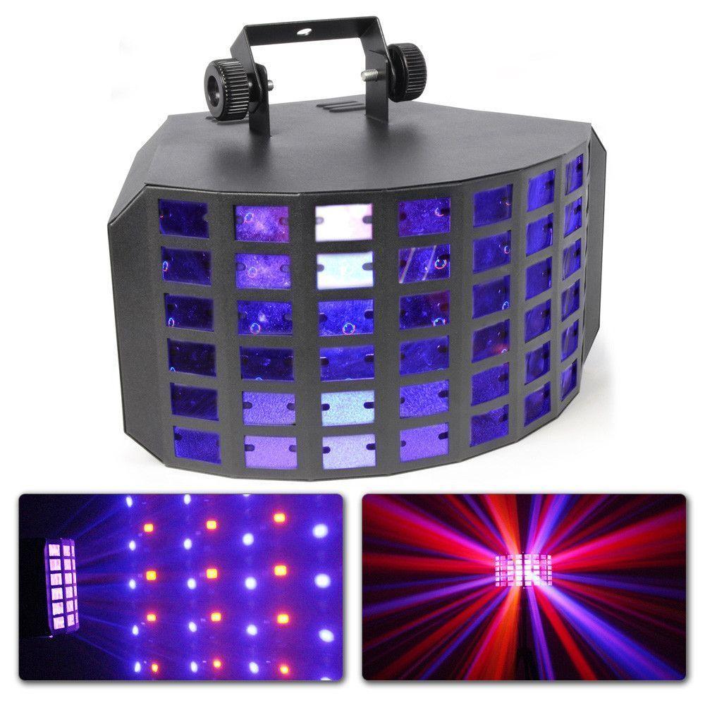 Afbeelding van 2e keus - BeamZ Multi Radiant 6x 3W RGBAW LEDs...