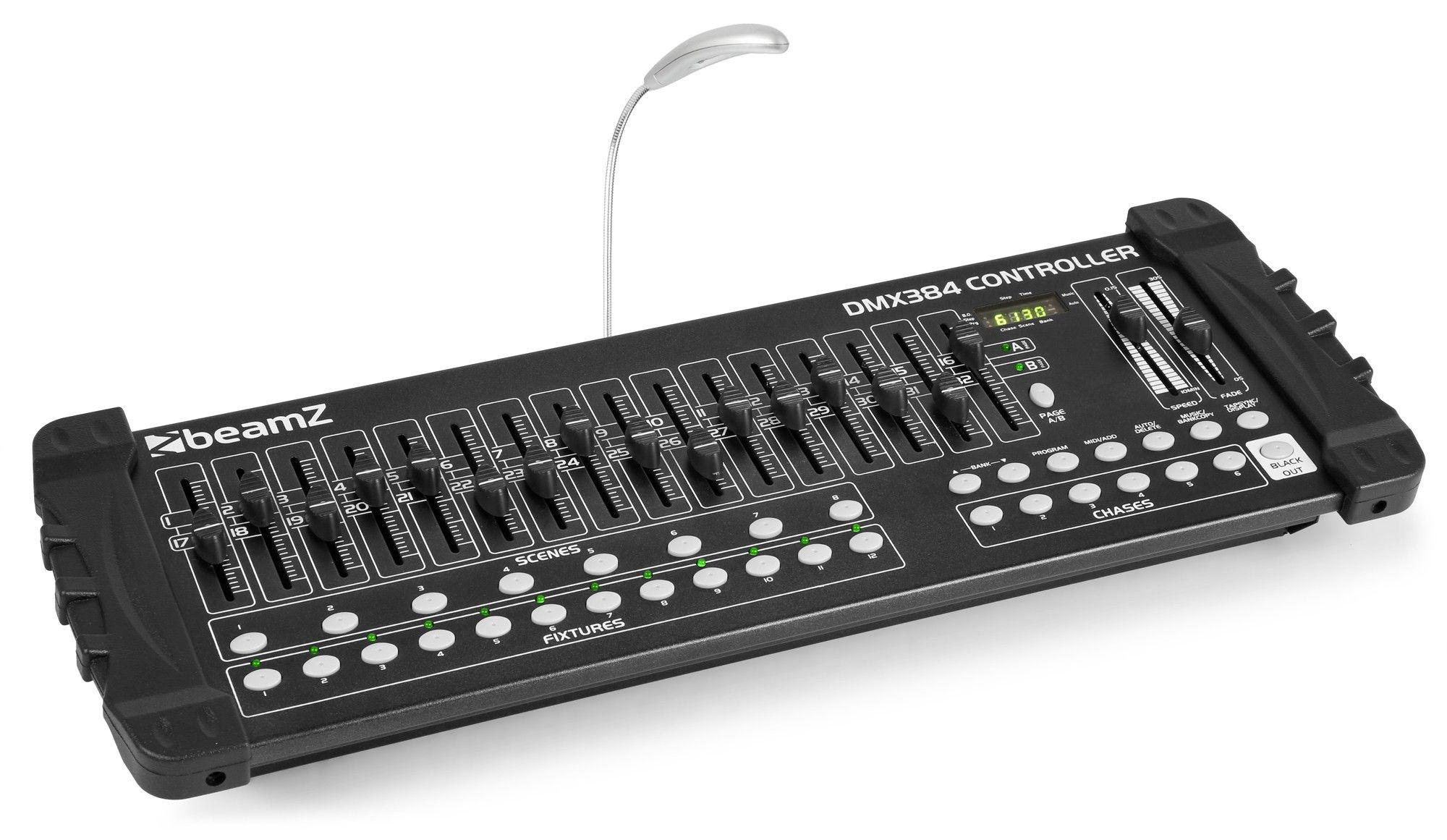 BeamZ DMX384 DMX controller - 384 kanaals