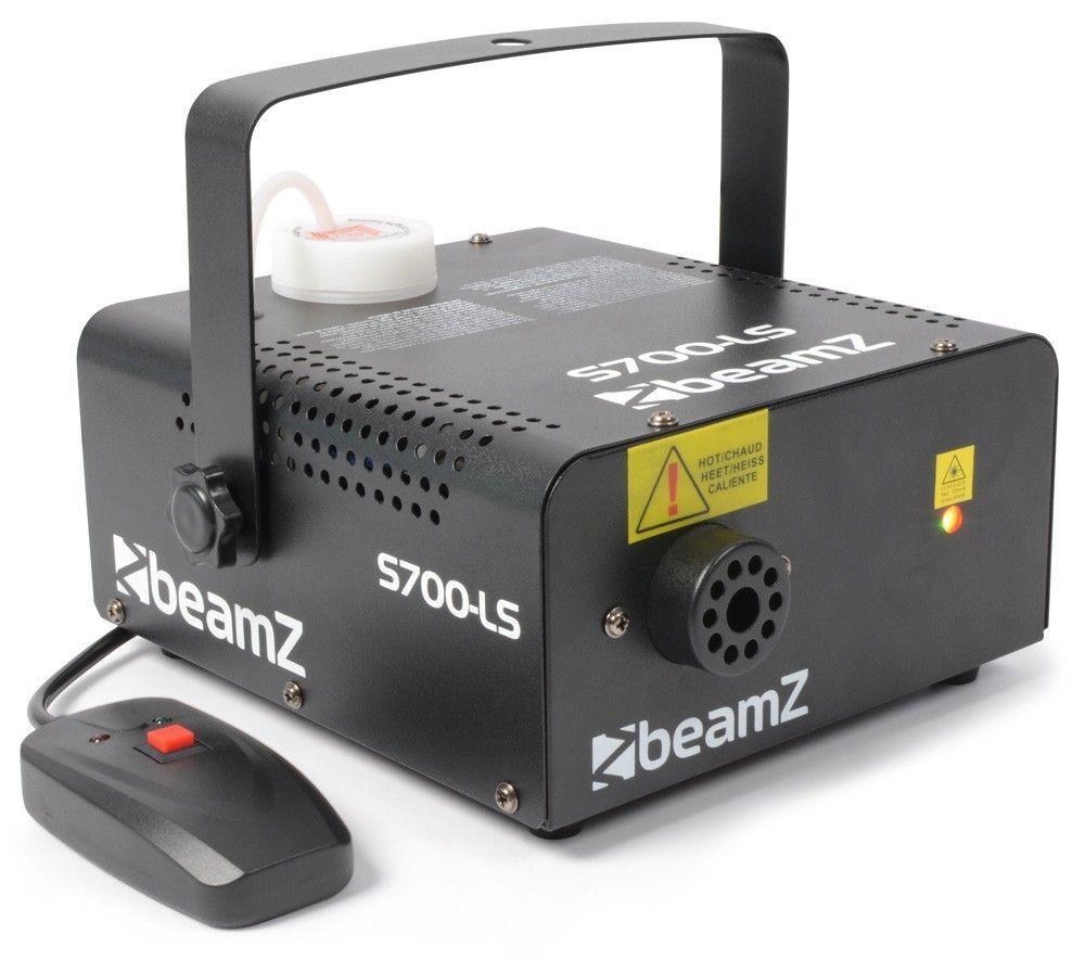 BeamZ S700-LS Rookmachine met laser