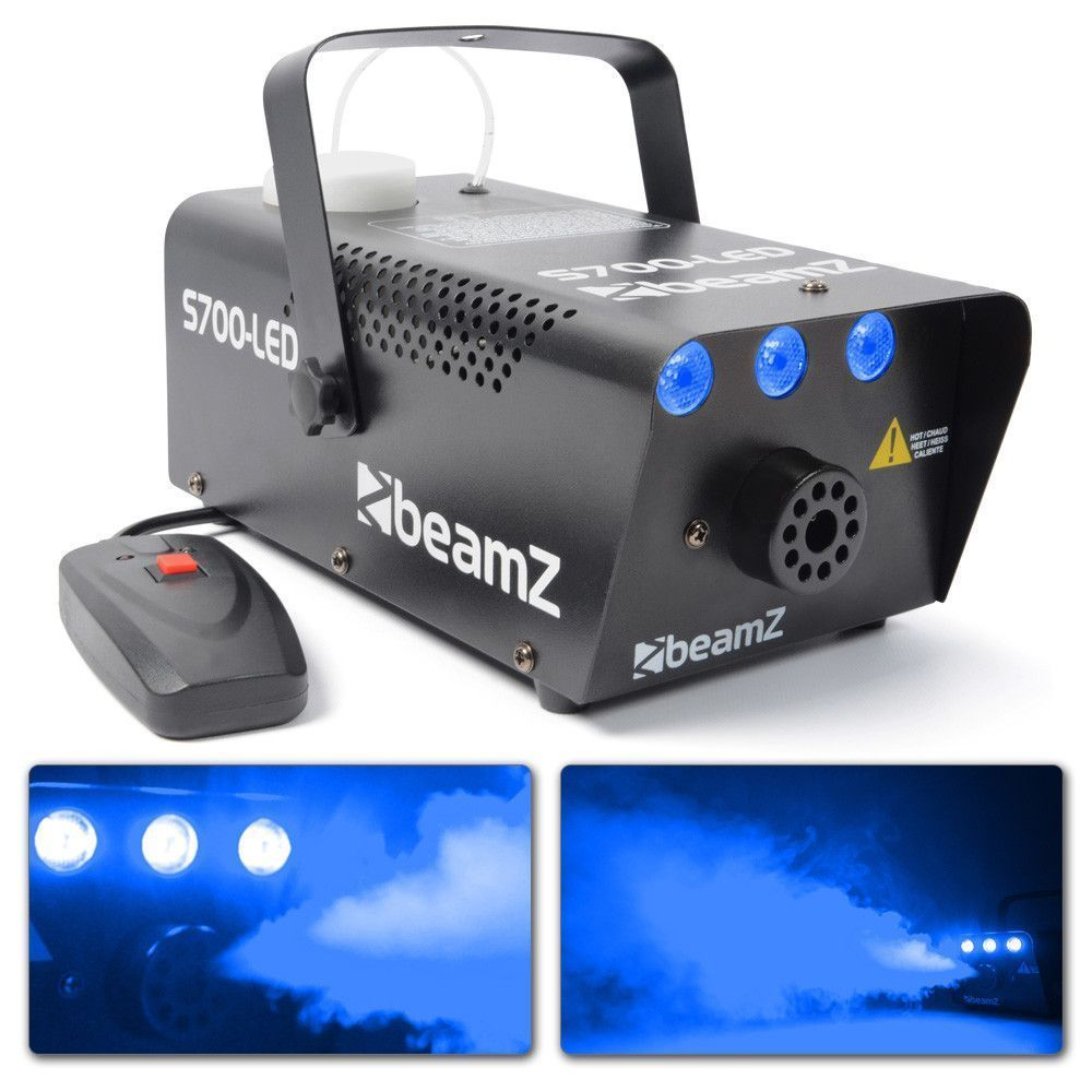 BeamZ S700LED rookmachine met ijsvormig effect