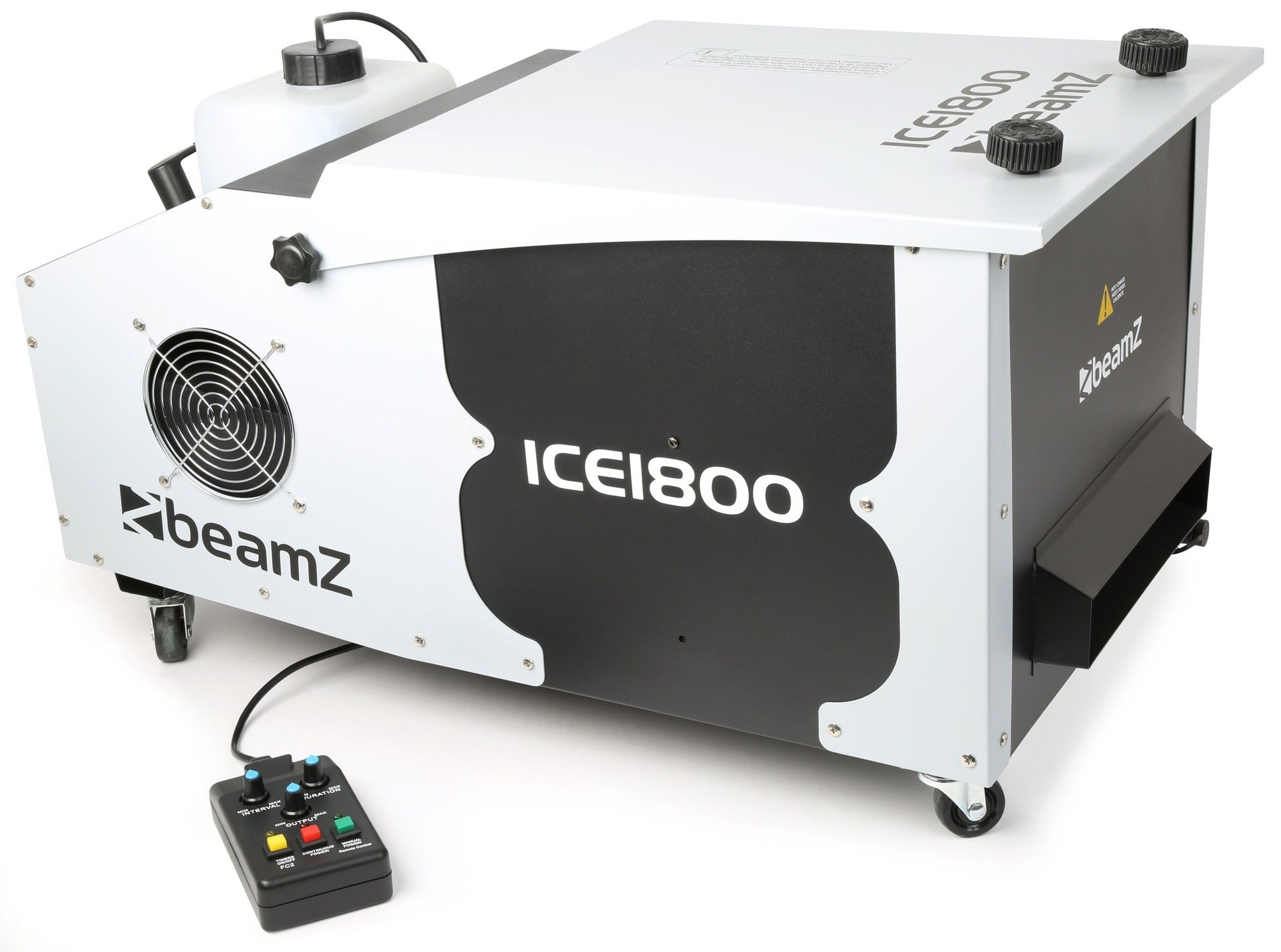BeamZ ICE1800 IJsgekoelde rookmachine