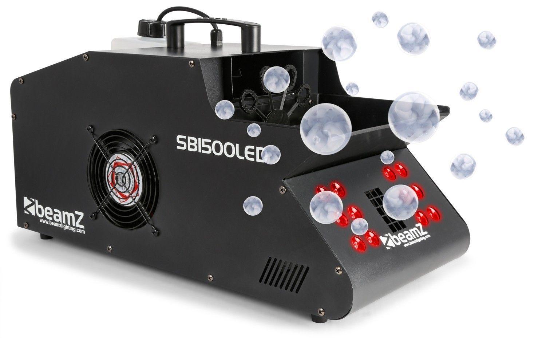 B-Stock - BeamZ SB1500LED Rook- en Bellenblaasmachine met LED's