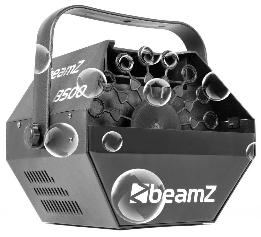 Dagaanbieding: BeamZ Bellenblaasmachine B500