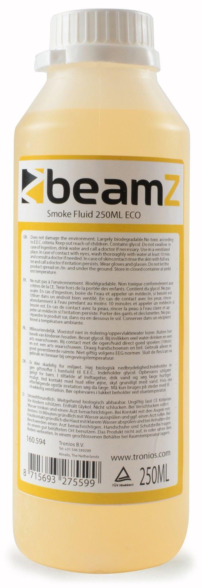 Rookvloeistof 250ml ECO - Oranje