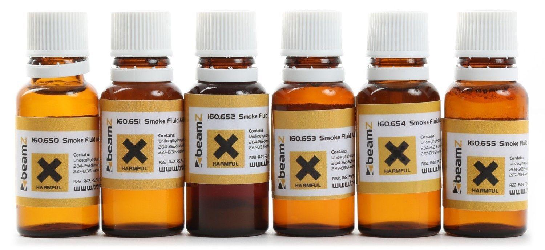 BeamZ geurvloeistof voor rookmachine vanille