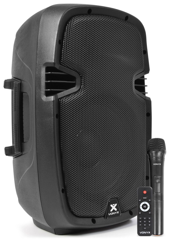 Afbeelding van 2e keus - Vonyx SPJ-PA910 Mobiele Geluidsinstallatie met bluetooth...