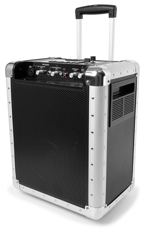 Afbeelding van 2e keus - SkyTec PA-200 Portable Luidspreker Systeem met Bluetooth & U...