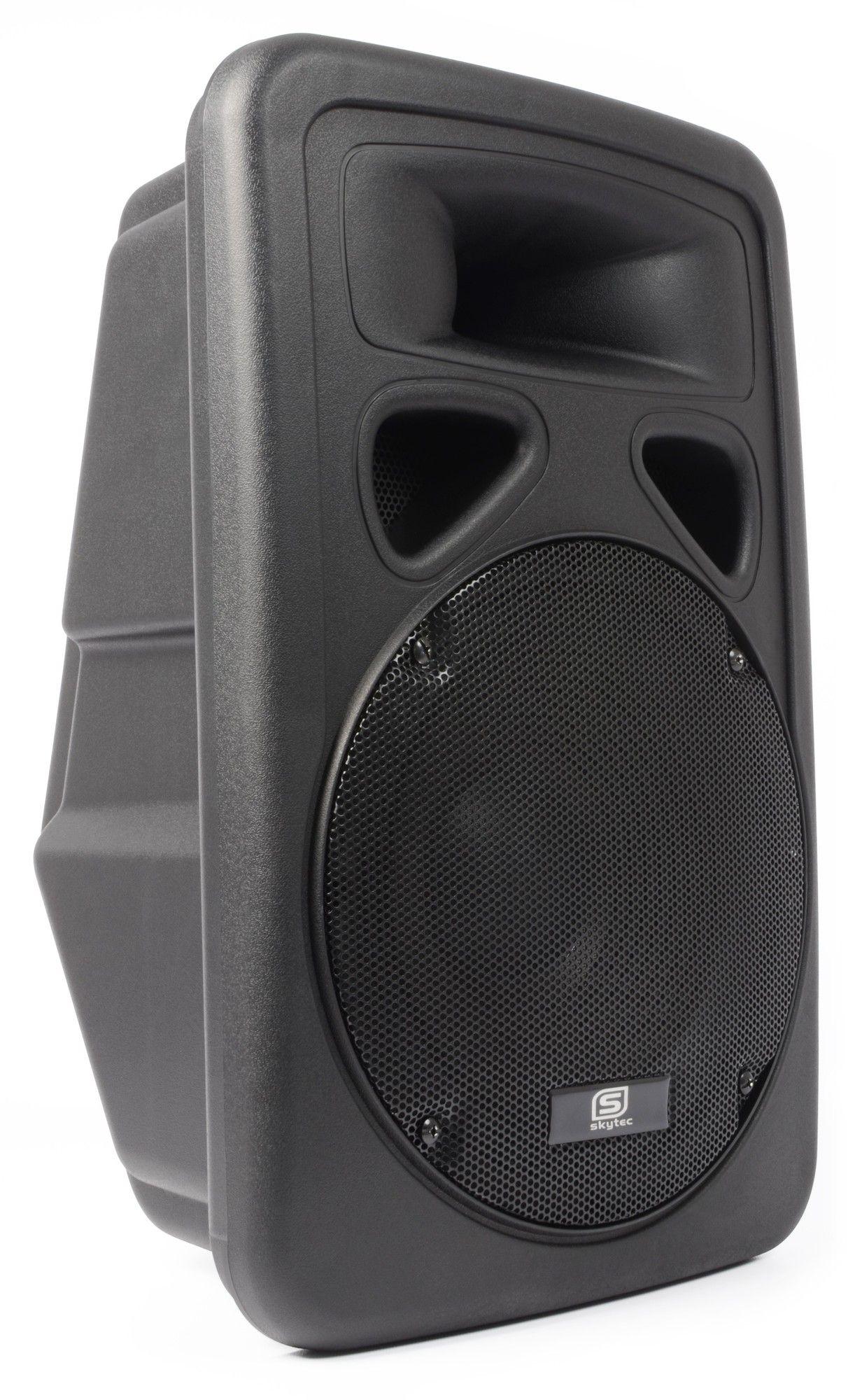 "Afbeelding van 2e keus - SkyTec SP1200A ABS Actieve PA Luidspreker Box 12"" 600W..."