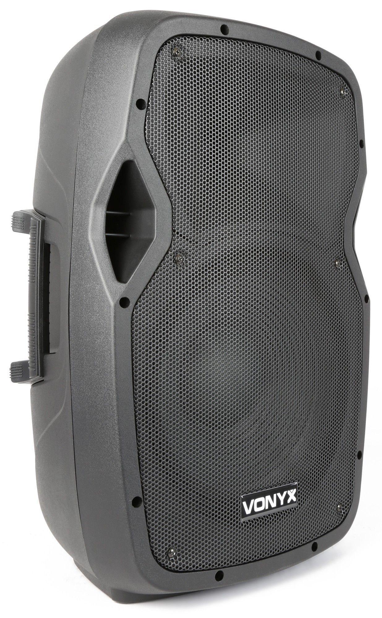 "Afbeelding van 2e keus - Vonyx AP1200A 600W actieve 12"" High-End speaker..."