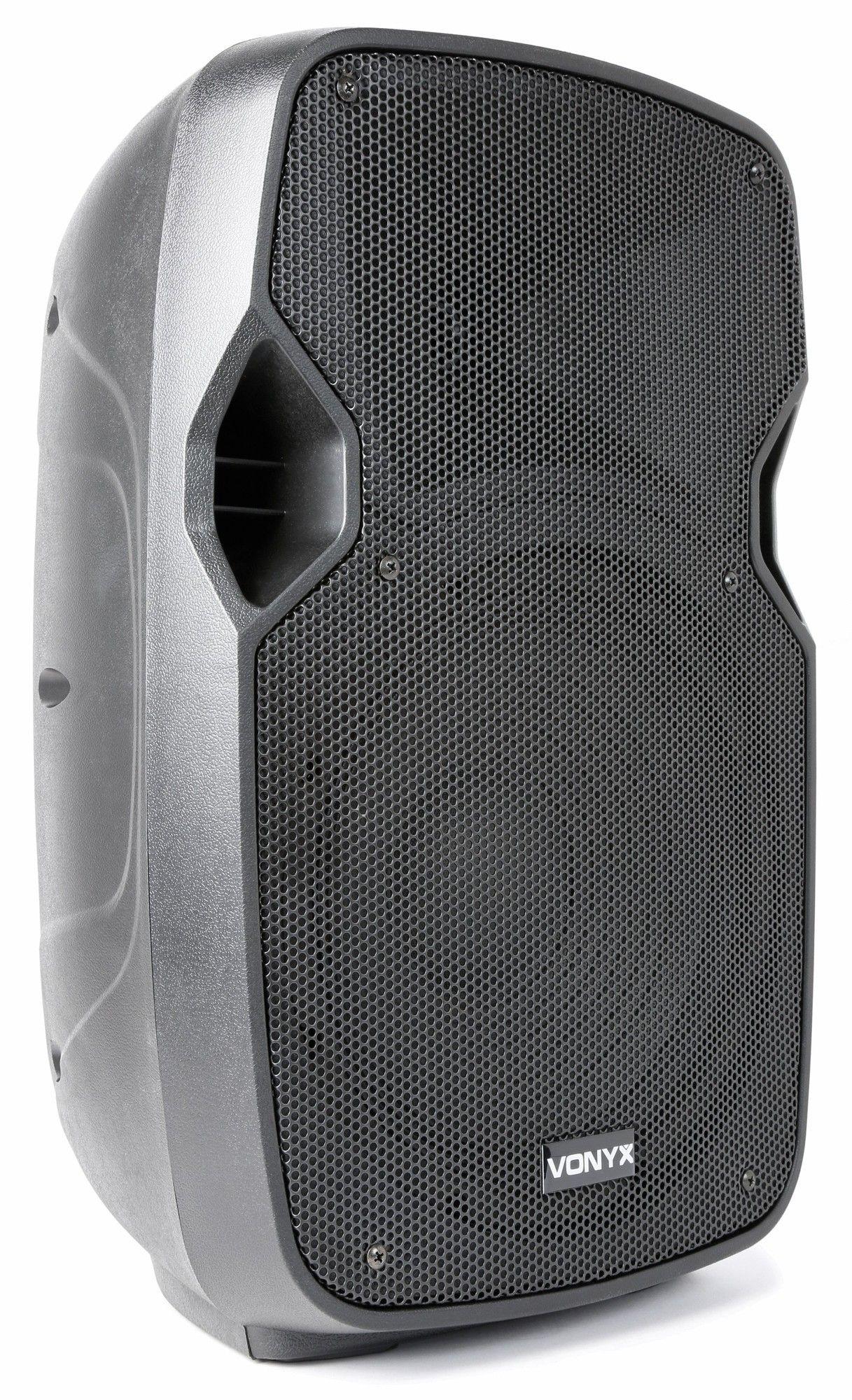 "Vonyx AP1000A actieve speaker 10"" - 400W met BT en MP3 thumbnail"