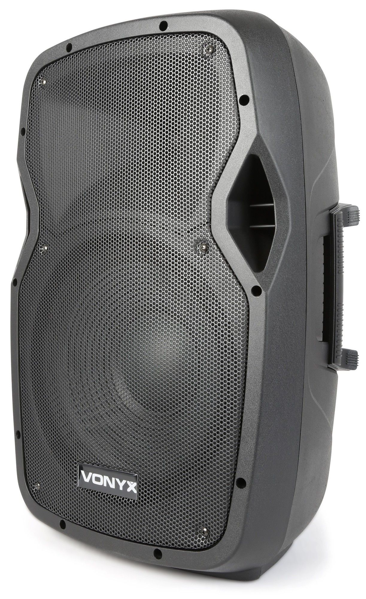 "Vonyx AP1200ABT Actieve 600W 12"" speaker met MP3 en Bluetooth thumbnail"