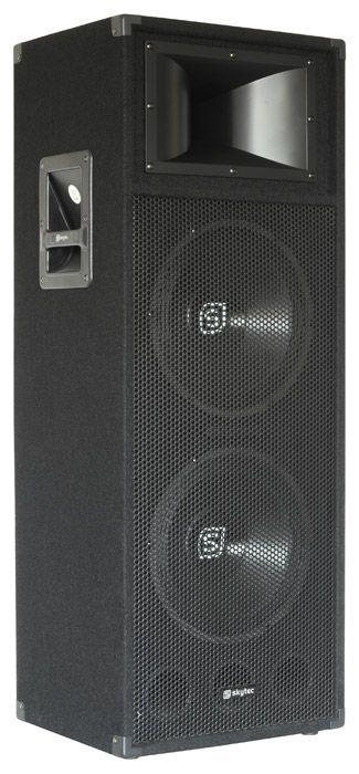 B Stock Skytec Sm212 Disco Pa Luidspreker 2 X 12 Inch 1000w Skytec kopen