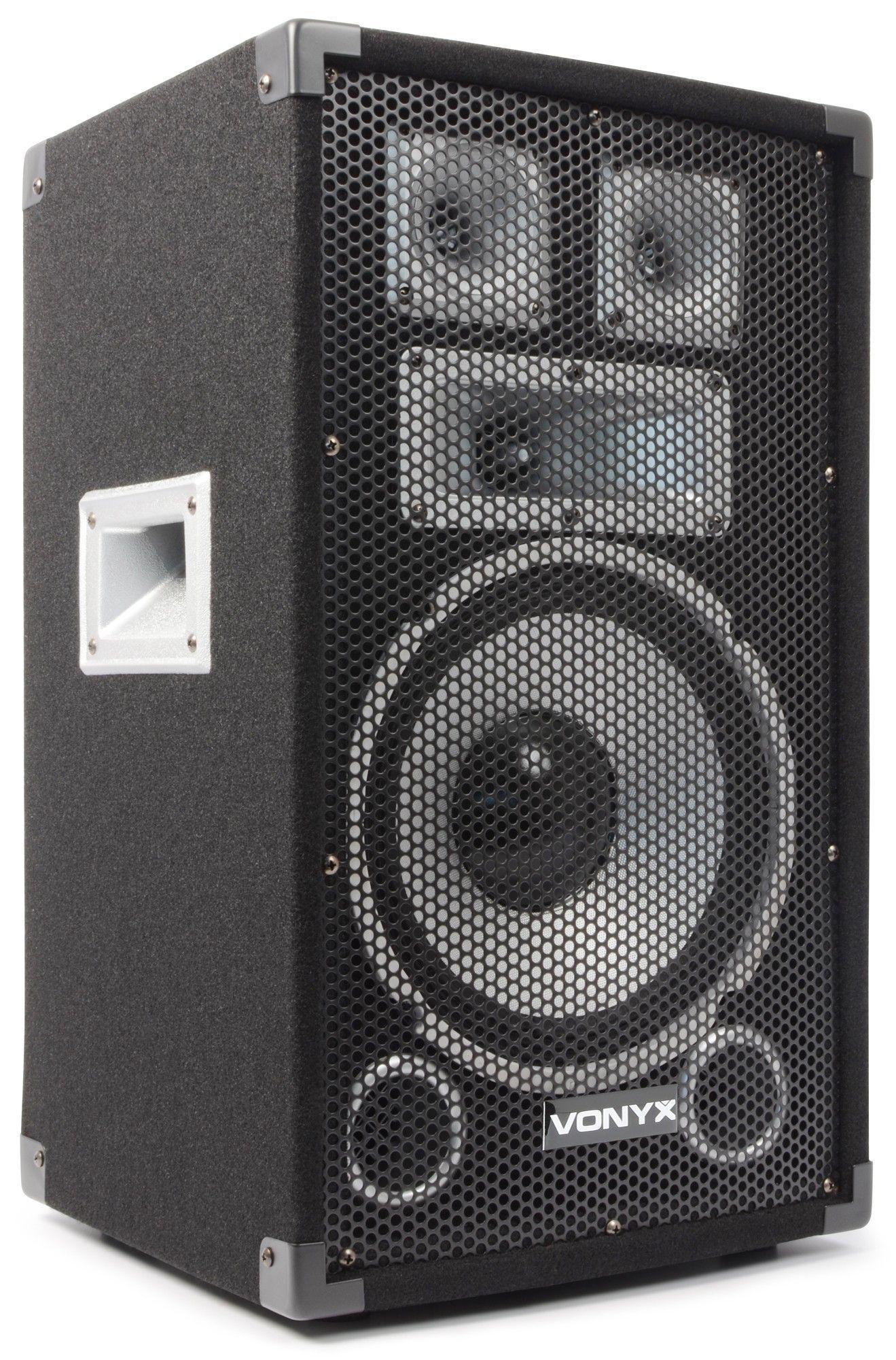Dagaanbieding: Vonyx TX10 Speaker 10 inch 600 watt