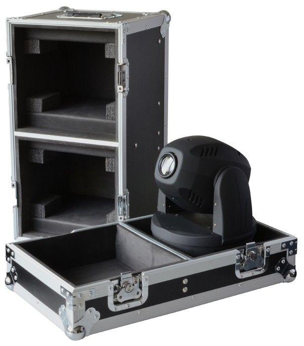 PD-FA3 2 Movinghead Flightcase
