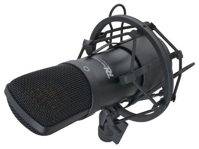 Afbeelding van 2e keus - Power Dynamics PDS-M01 Studio Condensator Microfoon...