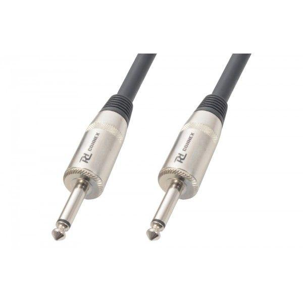 PD Connex luidsprekerkabel met 2x 6,3mm Jack Plug - 6m