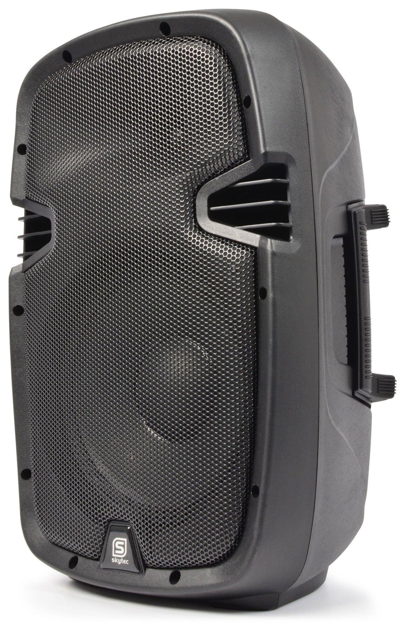 SPJ-1000ABT actieve speaker 400W met Bluetooth en MP3 speler thumbnail