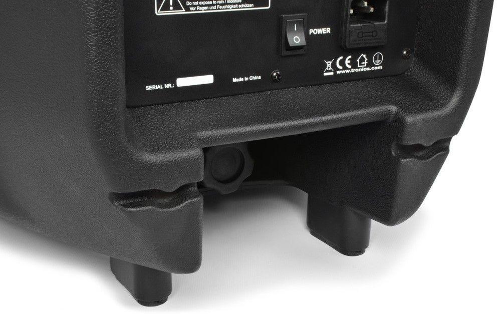 """Power Dynamics PDA-12ABT DJ Actieve Speaker 12"""" 1000W thumbnail"""
