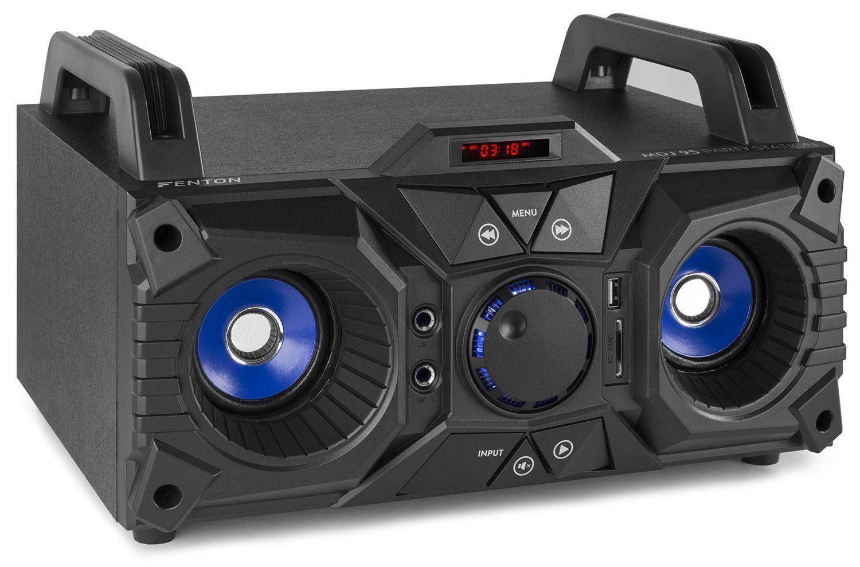 Afbeelding van 2e keus - Fenton MDJ95 100W Partystation op accu met Bluetooth en USB/...