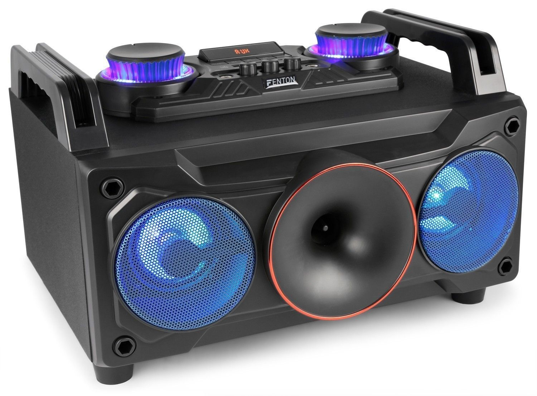 Afbeelding van 2e keus - Fenton MDJ110 Partystation accu luidspreker met Bluetooth 12...